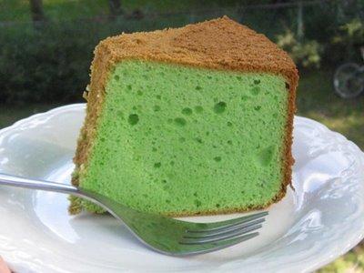 Simple Chiffon Sponge Cake