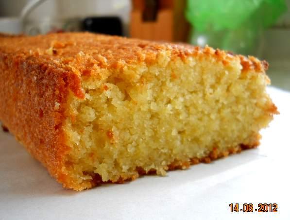 Cassava Powder Cake Recipe