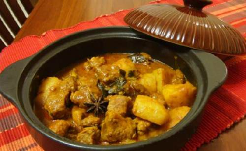 Malaysian Special Curry Chicken