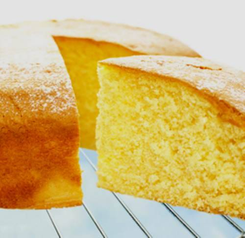 Simple Butter Cake Images : Butter cake