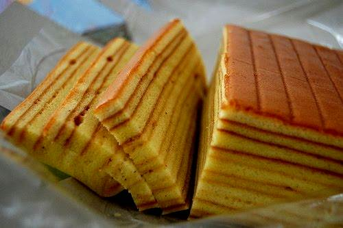Indonesian Layer Cake Kek Lapis Recipe